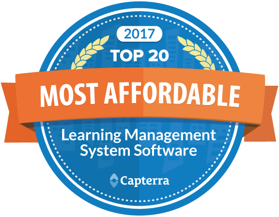 BrainCert Ranked on Capterra's Top 20 Most Affordable LMS Software report