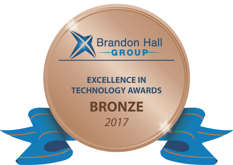 BrainCert Wins Brandon Hall Group Award - Best Advance in Technology for Virtual-Classroom Training or Conferencing
