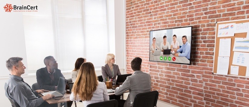 Introducing Meeting Rooms - The Next-Generation Web Conferencing Software With Futuristic Features